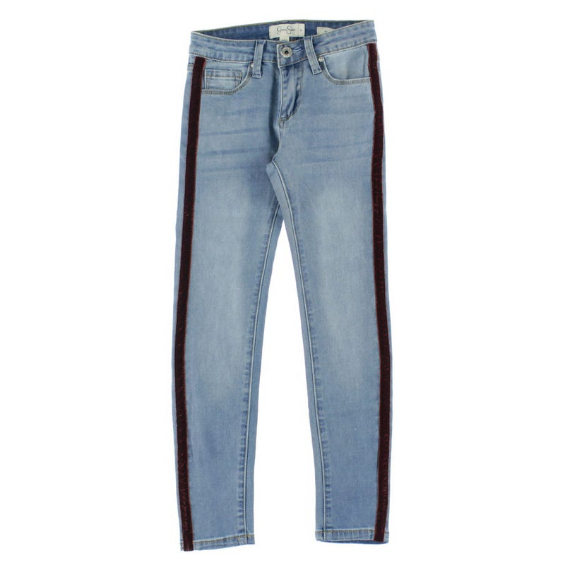 Girls Denim Pants 7-16y