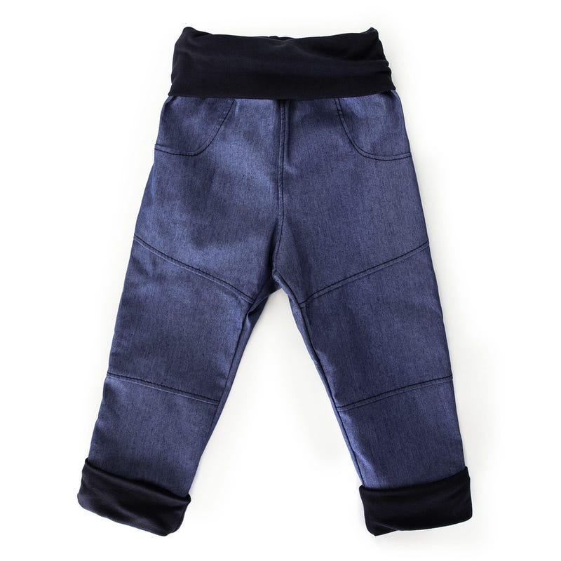 Denim Scalable Pant 0-36m