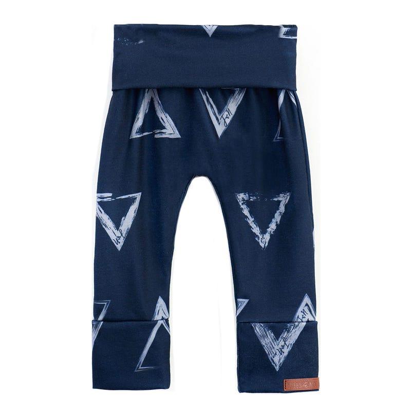 Pantalons Évolutif Triangles 0-36m