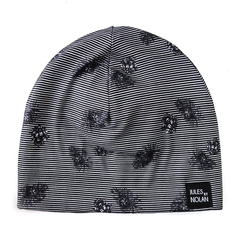 Tuque Slouchy Rayée 6-24mois