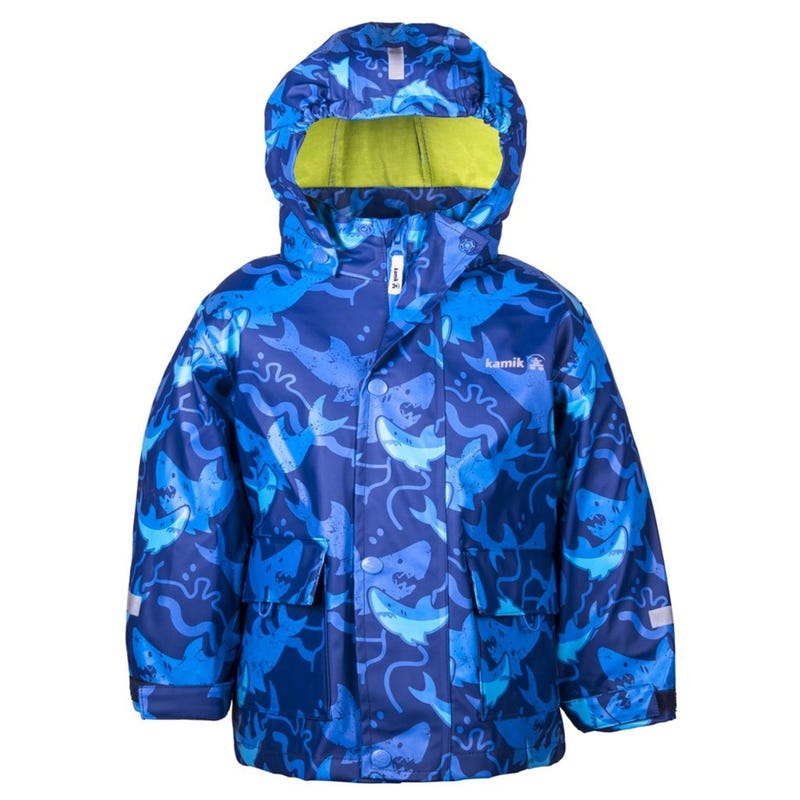 Kamik Raincoat 3-8y - Shark