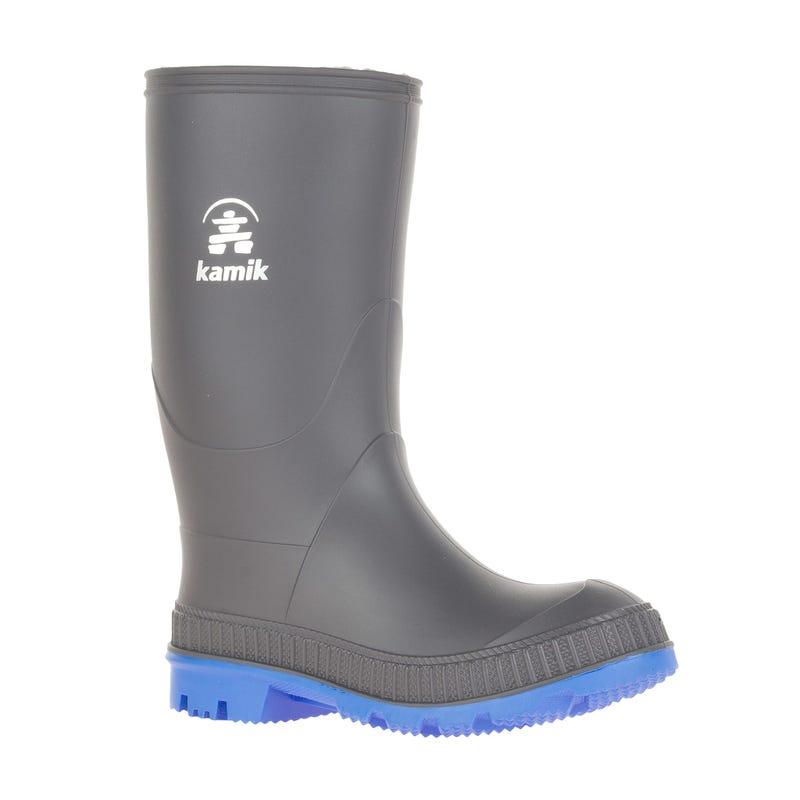 Stomp Rainboots Charcoal Blue