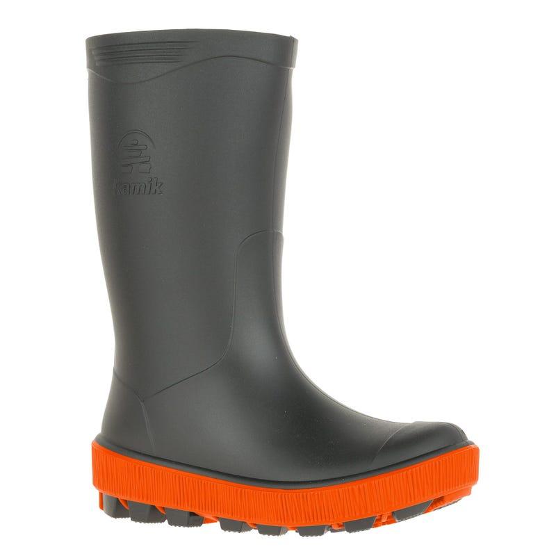 Riptide Rain Boots Sizes 11-6 - Charbon