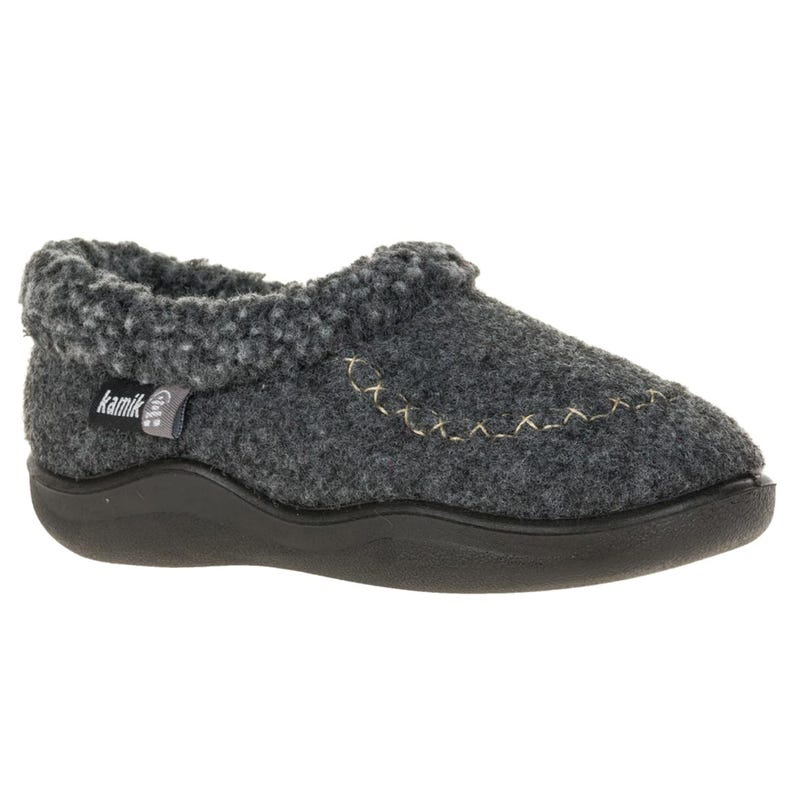 Slipper Cozycabin2 Sizes 11-6 - Black