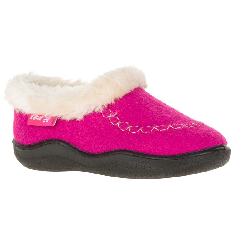 Slipper Cozycabin2 Sizes 11-6 - Fuschia