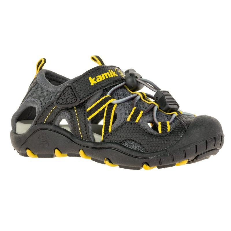 Electro Sandals Sizes 5-10 - Black