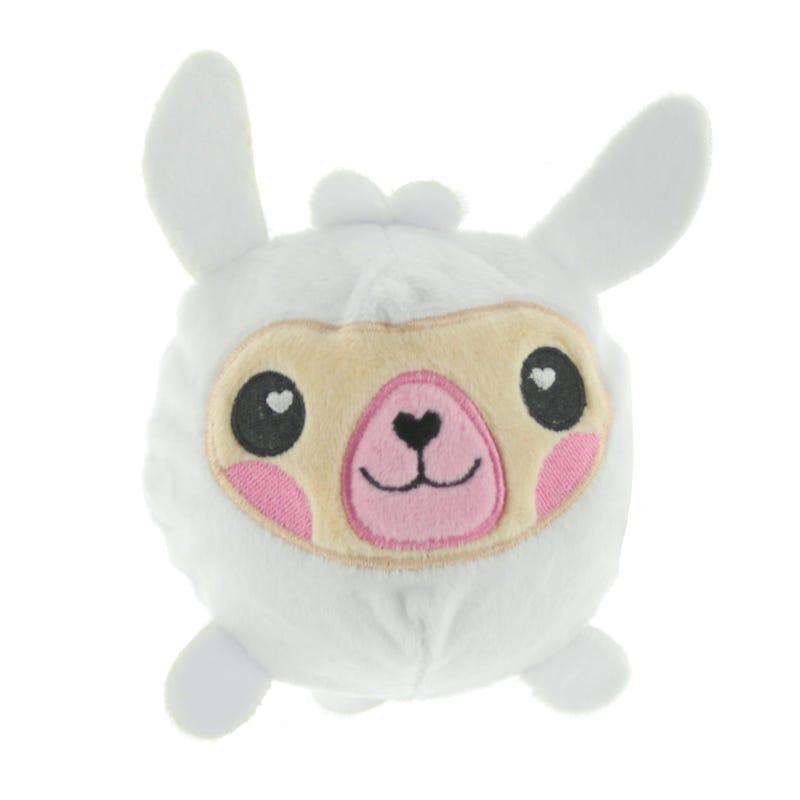 Llama Balls Plush  - White