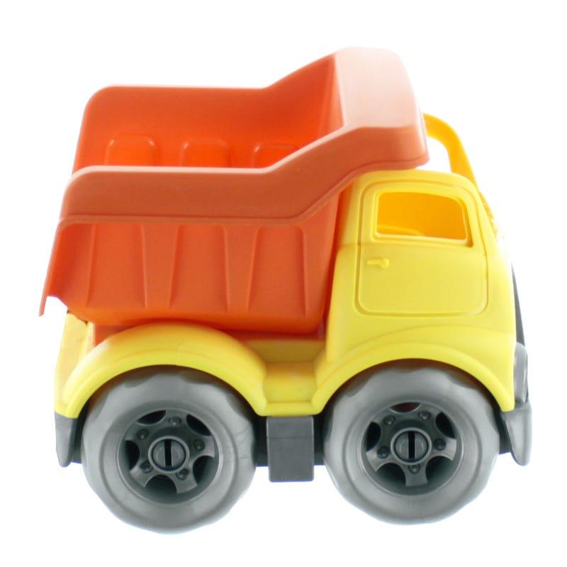 Camion Benne En Plastique Recyclé
