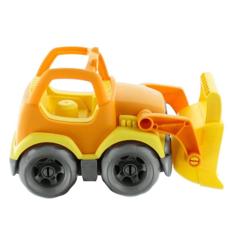 Camion Bulldozer En Plastique Recyclé