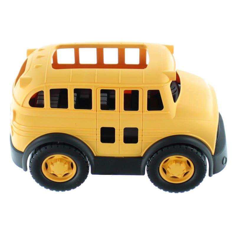 Autobus Scolaire  En Plastique Recyclé