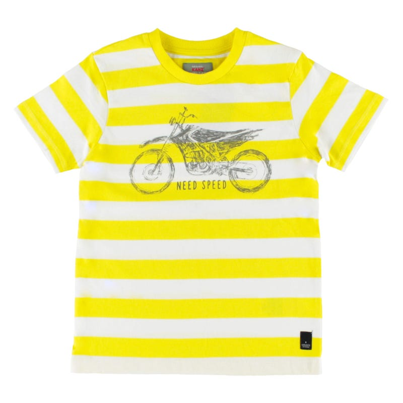 Kanz Striped T-Shirt 2-12