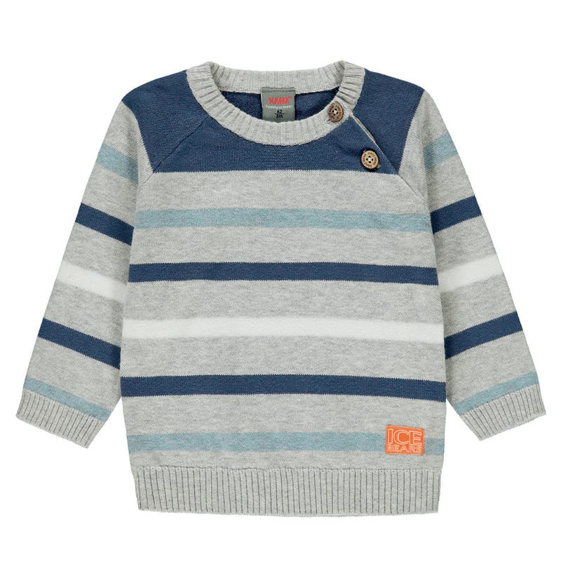 Pull Ours Polaire 6-18mois