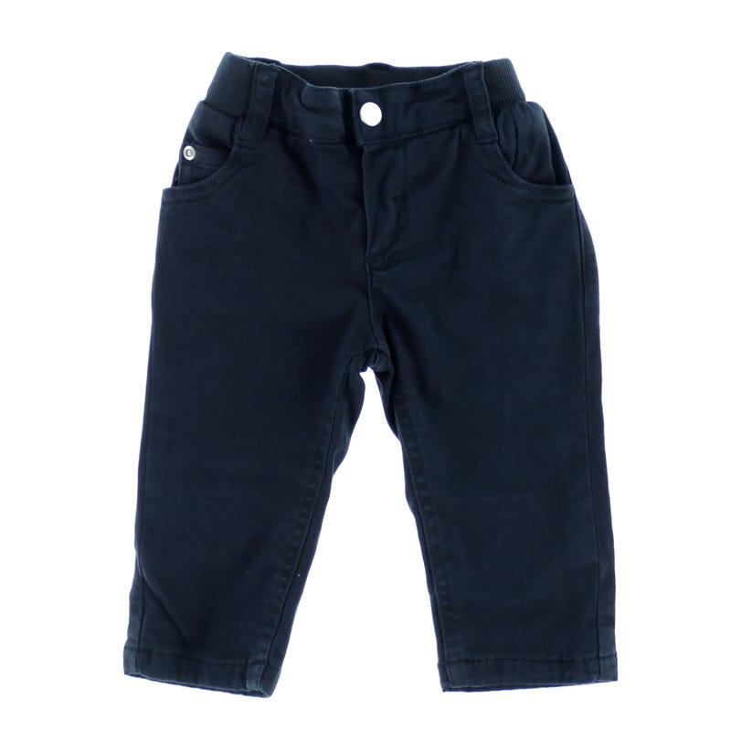 Pantalon Twill Ours Polaire 6-18mois