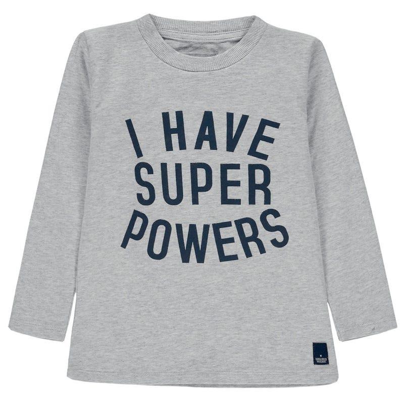 Power L/S T-Shirt 3-8