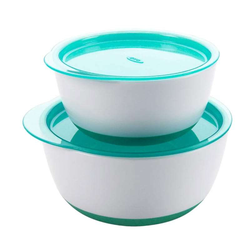 OXO Tot Small And Large Bowl Set - Teal