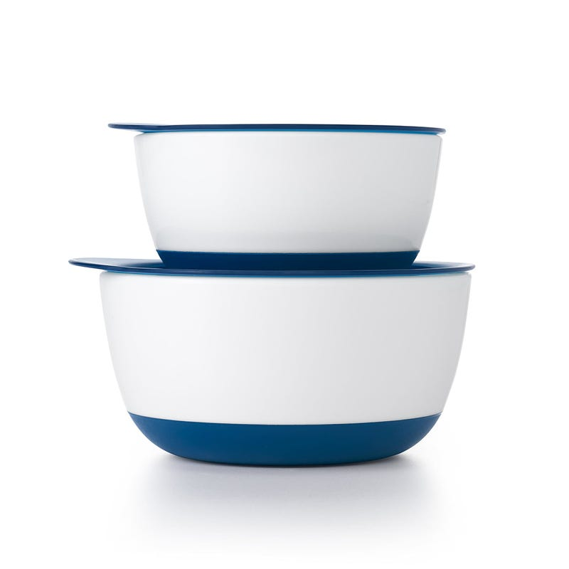 OXO Tot Small And Large Bowl Set - Navy