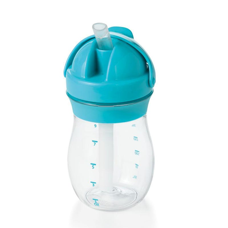 Trasition Straw Cup 9oz -Teal