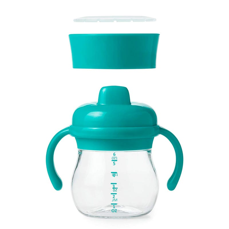 Transition Sippy Cup Set 6oz - Teal