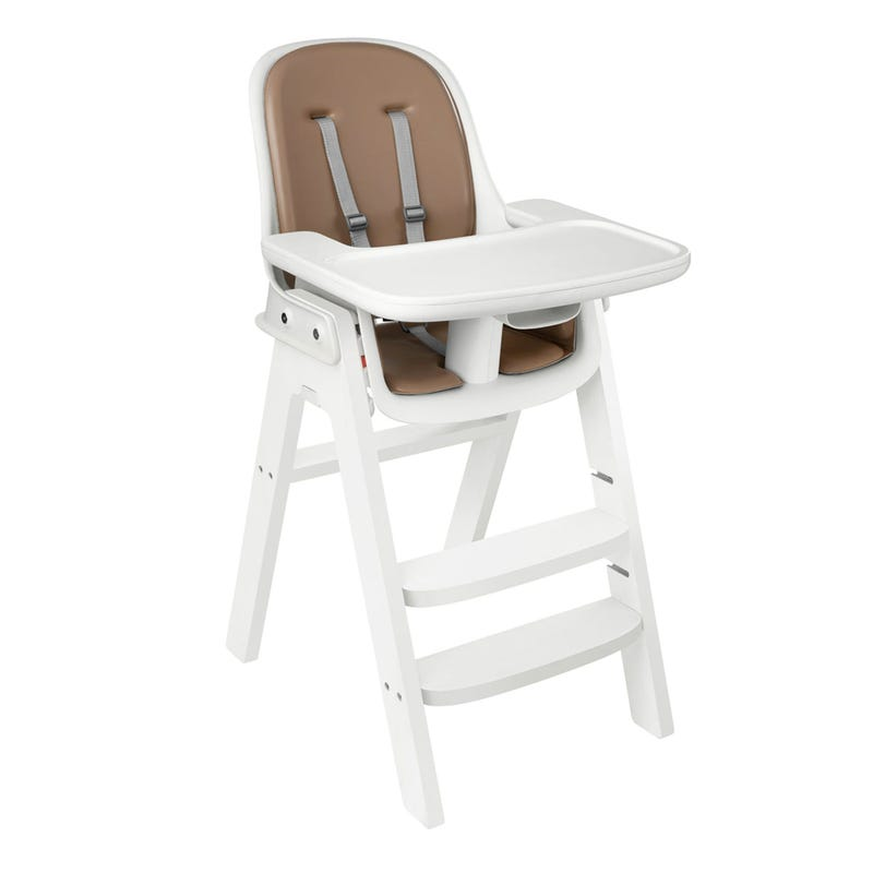 OXO Tot  Sprout Chair - White / Taupe