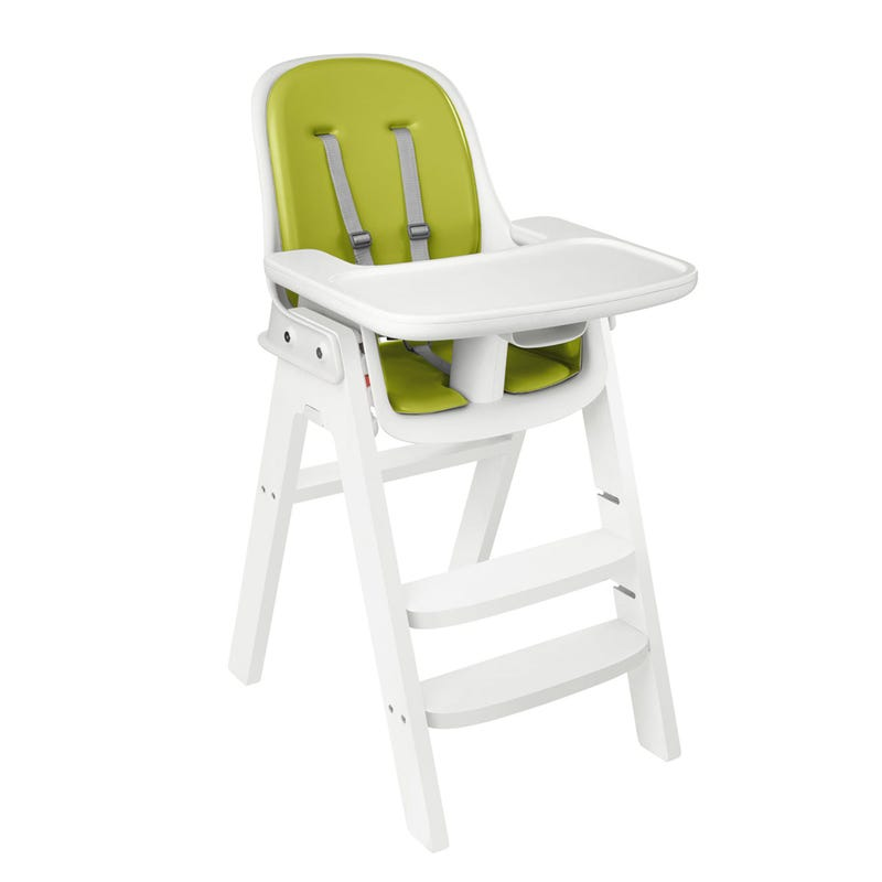 OXO Tot  Sprout Chair - White / Green
