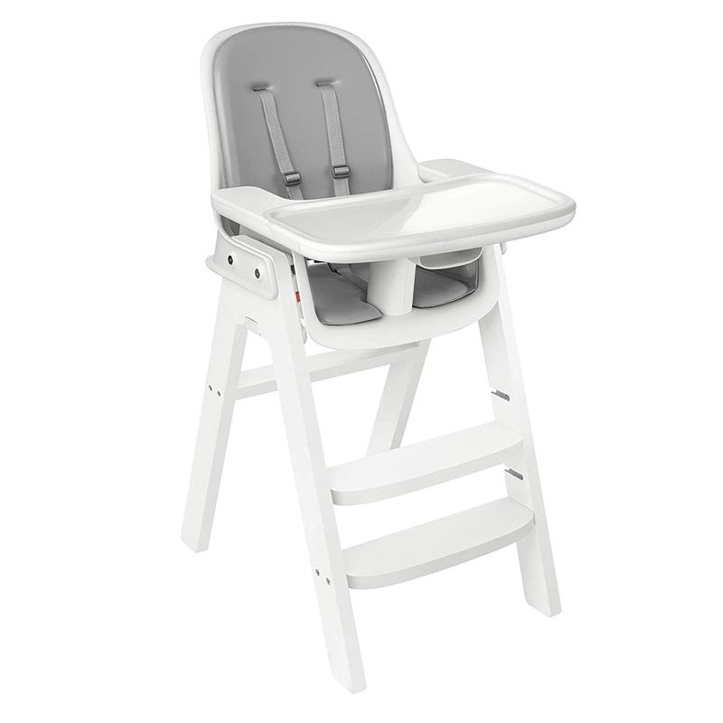 OXO Tot Sprout Chair - White / Grey