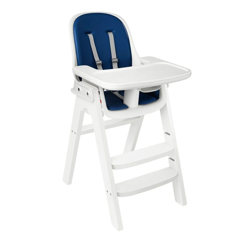 OXO Tot  Sprout Chair - White / Navy