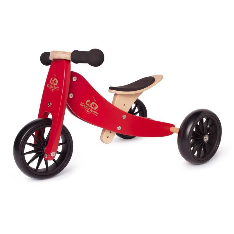 Vélo d'Équilibre Tiny Tot - Rouge