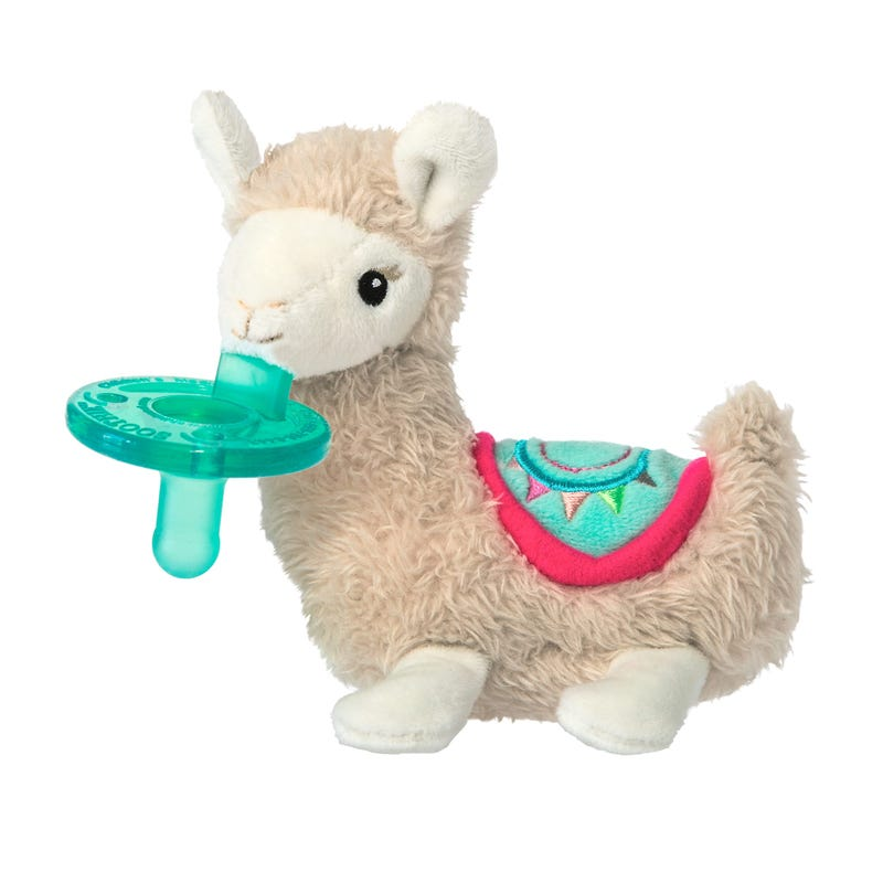 Silicone Pacifier - 0-6months - Llama