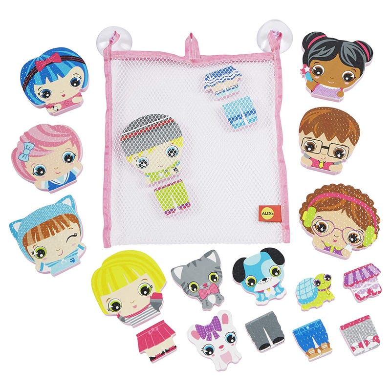 Character Bath Set - Toys Fashion