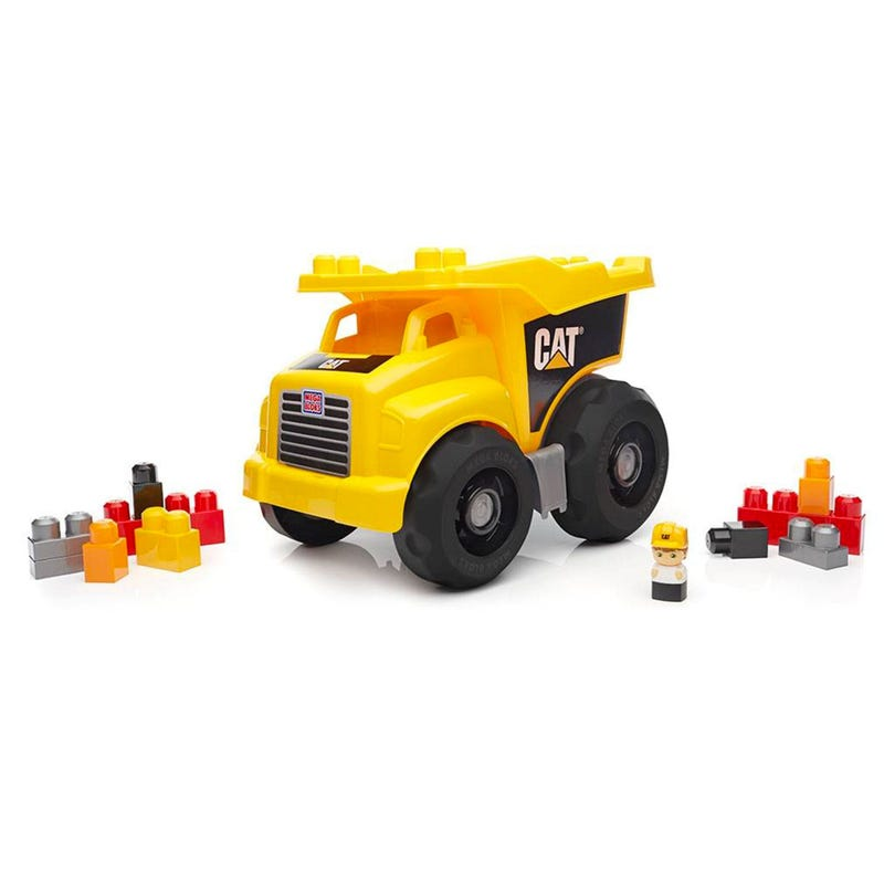 Camion Cat Mega Block