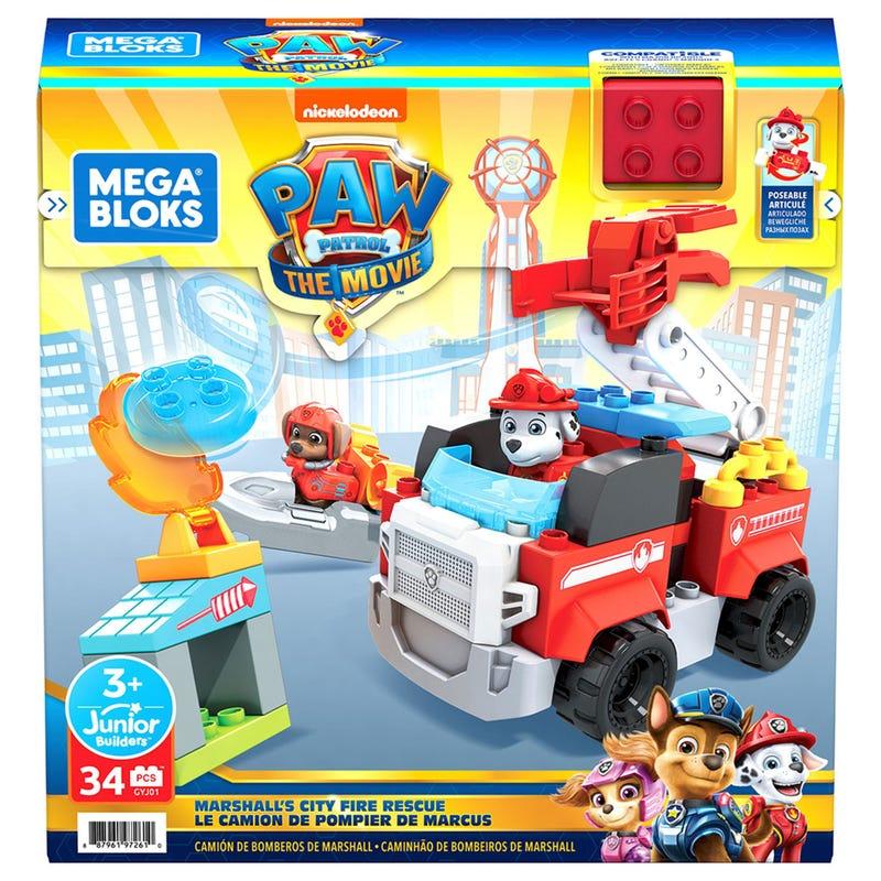 Mega Blocks Marcus Paw Patrol