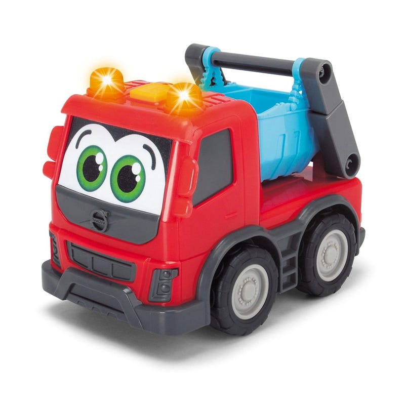 Dickie Happy Truck Red