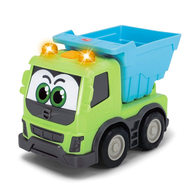 Dickie Happy Truck Green