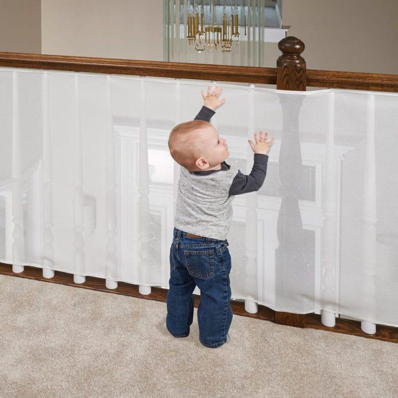 Protecteur en Maille Pour Escalier et Balcon