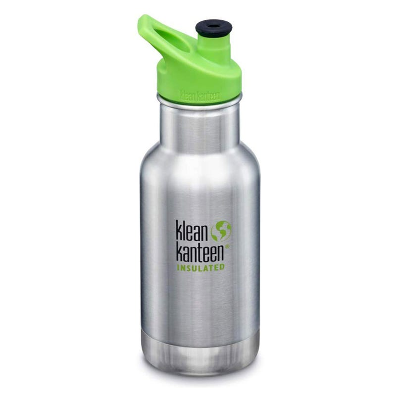 Insulated Kid Classic 12oz - Brushed Stainless