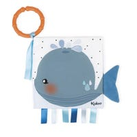Activity Book Whale