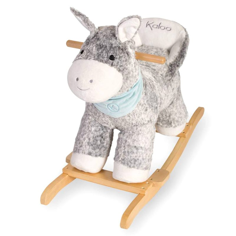 Rocking Plush Animal Regliss The Donkey