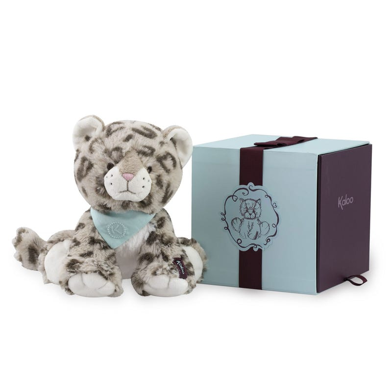 Cookie the Leopard les amis 25cm