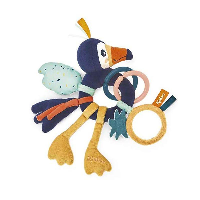 Multi-Activities Rattle Alban The Toucan