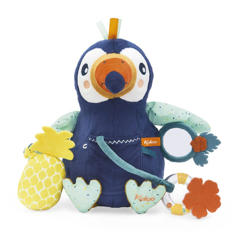 Activity Plush Alban The Toucan