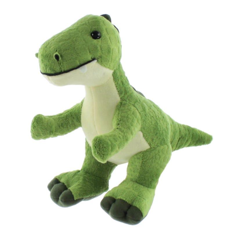 Plush T-Rex Dinosaur - Green
