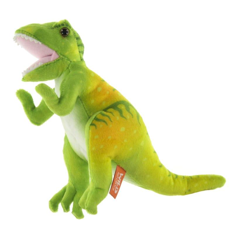Plush Dinosaur T-Rex- Green