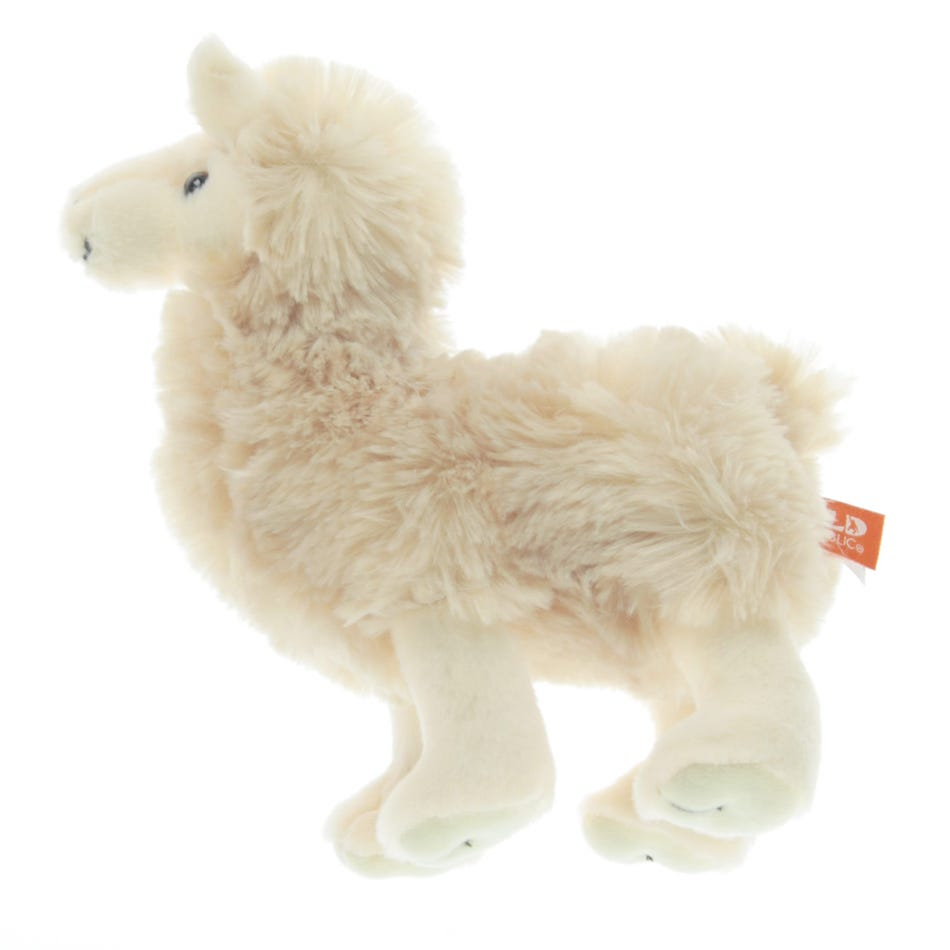 cc42464489174 Wild Republic Plush Llama - Pink - Clement