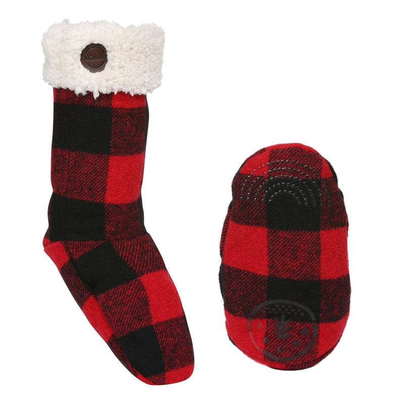 Sherpa Cozy Fleece Sock 2-7y