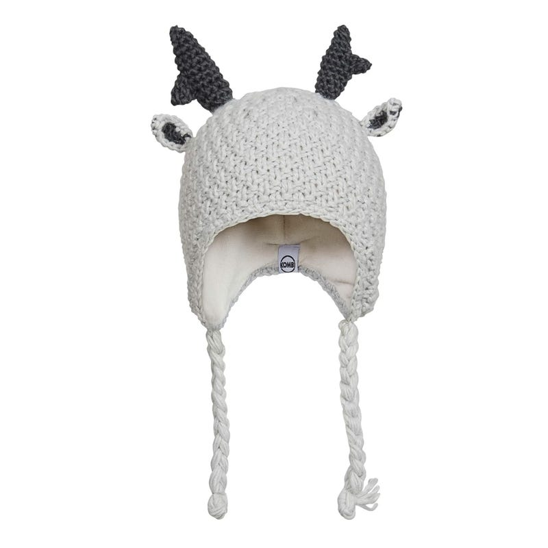 Deer Baby Animal Beanie 0-9m
