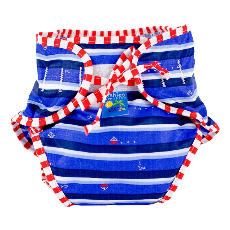 Swimsuit Diaper - Boat