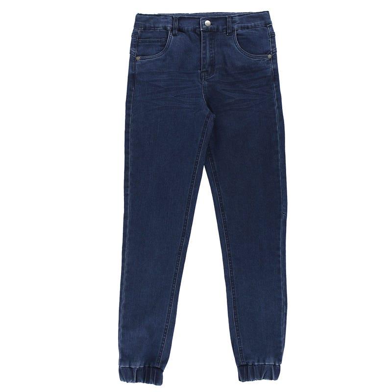 Jogger Jeans Urbain 7-14ans