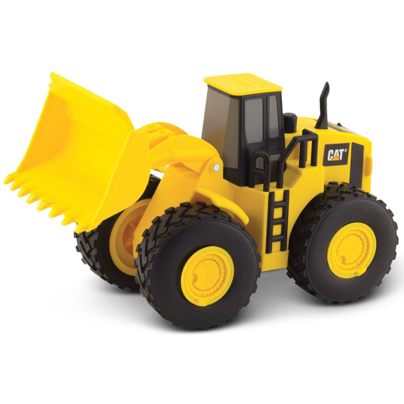 Loader Truck - Yellow