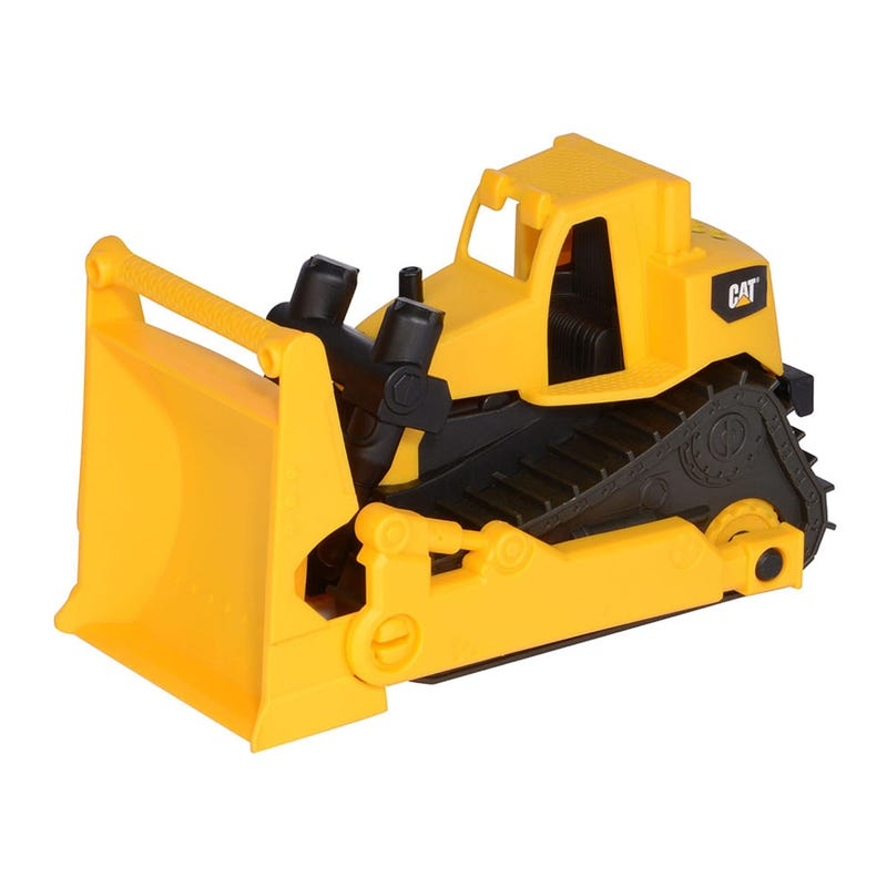 Bulldozer Truck - Yellow