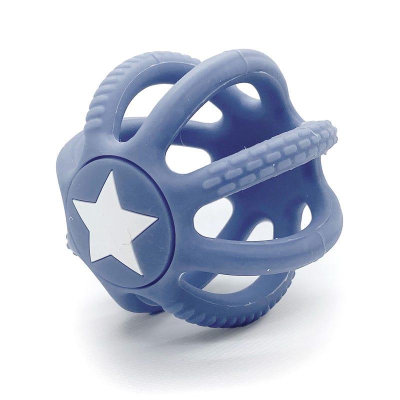 Jouet de Dentition Balle - Bleu
